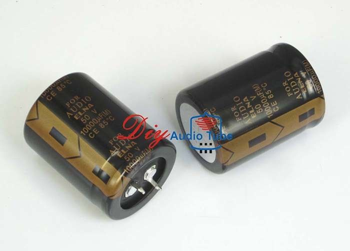 10000UF High Voltage Electrolytic Capacitors , Long Lifetime Vintage Electrolytic Capacitors