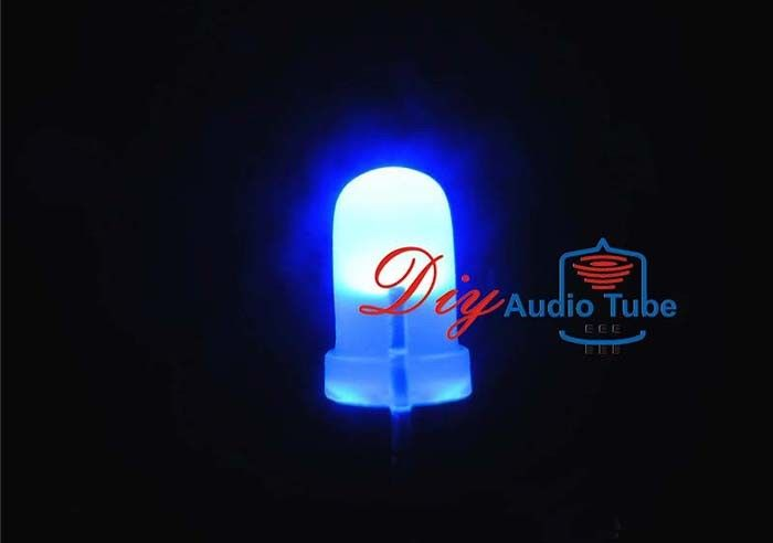 Round Top DIY LED Diode 20mA Max Forward Current For Advertising Light Box