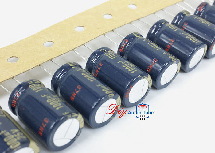 Panasonic FC 1000UF 25V Audio Grade Electrolytic Capacitors for Pre AMP tube amplifier